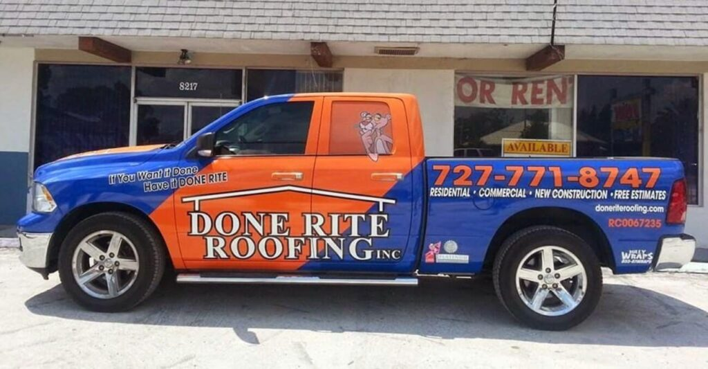 Welcome to Done Rite Roofing