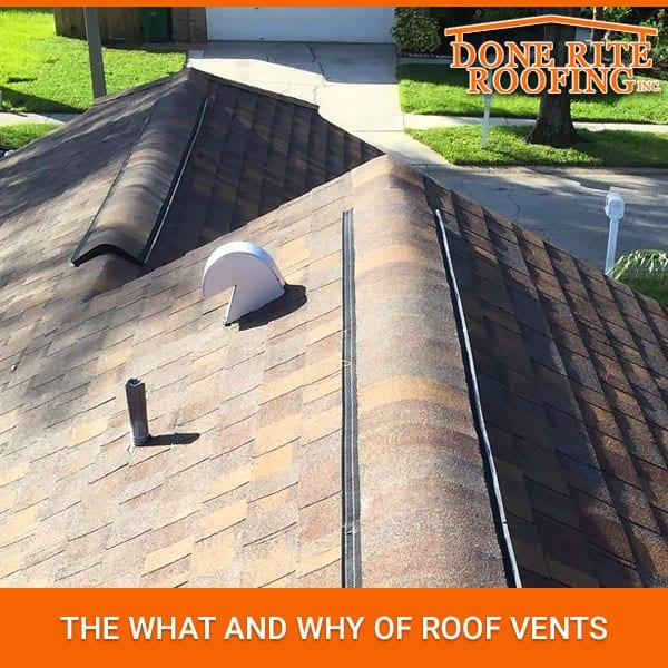 The What And Why Of Roof Vents